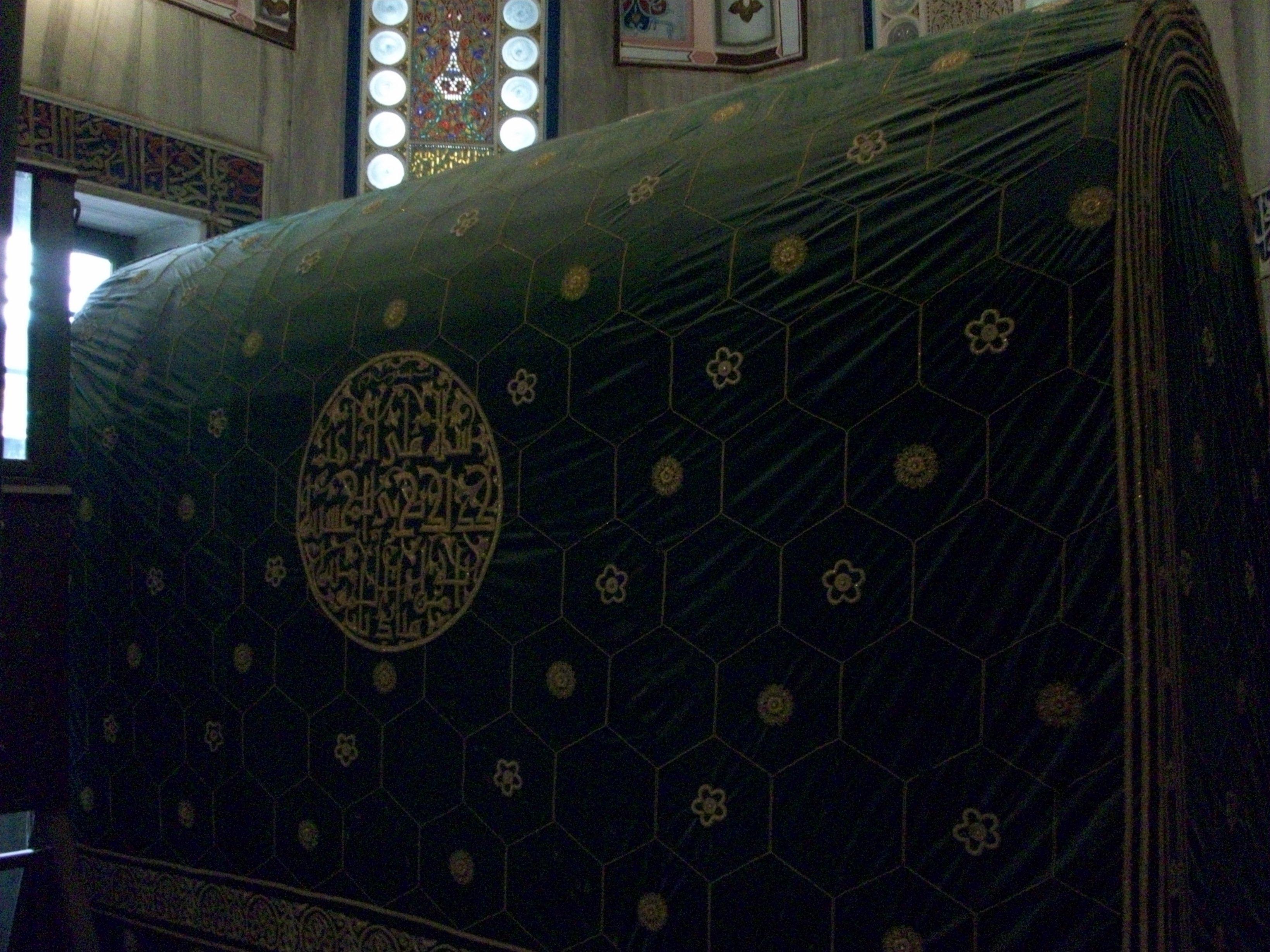Tombe d'Ibrahim